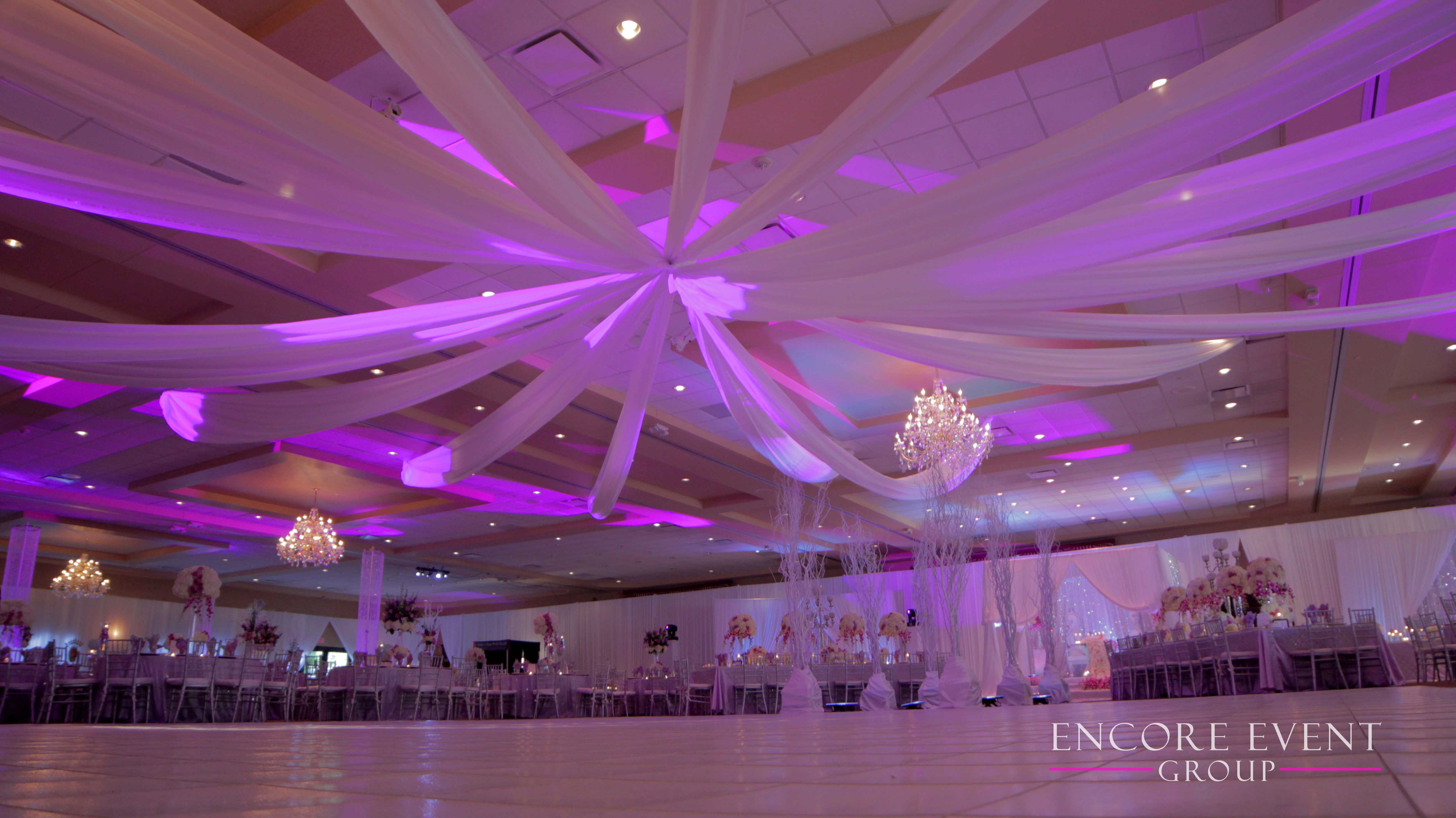 Surprising Star Ceiling Wedding Drapery Crystal Gardens Southgate Mi Download Free Architecture Designs Viewormadebymaigaardcom