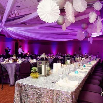 Michigan pipe drape rental ceiling wall door draping crystal mountain north michigan wedding draping junglespirit Gallery