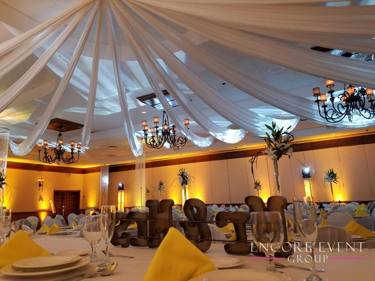 Michigan Uplighting Rental Services Weddings Amp Events